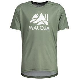 Maloja SanetschM. Multi 1/2 Shortsleeve Multisport Jersey Men cypress